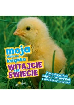 Moja ulubiona książka - Witajcie na świecie