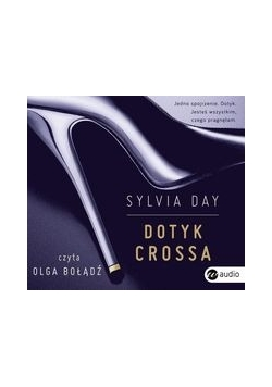 Dotyk Crossa, Audiobook, Nowa