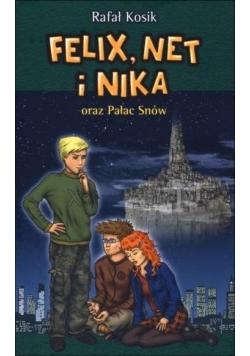 Felix, Net i Nika T3 Pałac snów TW w.2014
