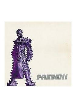 Freeek!, CD