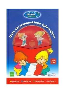 Uczę się francuskiego śpiewająco + CD