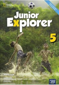 Junior Explorer 5 Podr. NE