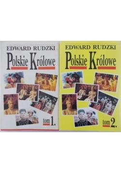 Polskie Królowe, Tom I-II