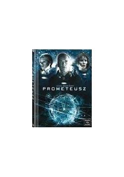 Prometeusz, płyta DVD