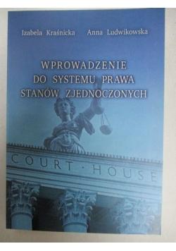 Wprowadzenie do systemu prawa Stanów Zjednoczonych