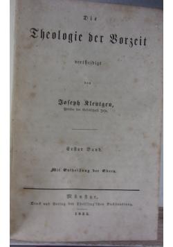 Theologie der Borgeit, 1853 r.