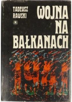 Wojna na Bałkanach