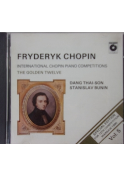 International Chopin Piano Competitions, CD, VOL 5