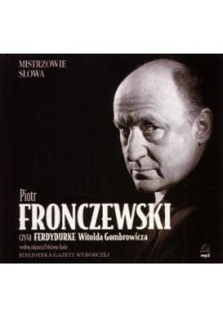 Mistrzowie słowa 1. Ferdydurke - Fronczewski