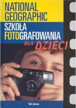 Szkoła fotografowania dla dzieci