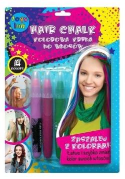 Kreda do włosów - kolory podstawowe STnux