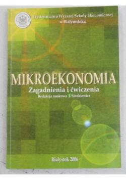 Mikroekonomia. Zagadnienia i ćwiczenia
