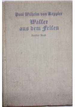 waller aus dem felfen, 1929r.