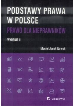 Podstawy prawa w Polsce. Prawo dla... w.II