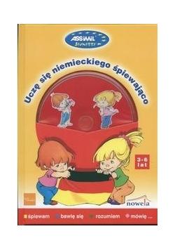 Uczę się niemieckiego śpiewająco + CD
