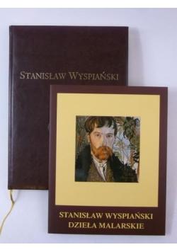 Stanisław Wyspiański + teczka z reprodukacjami