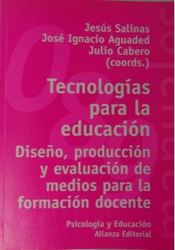 Tecnologias para la educacion