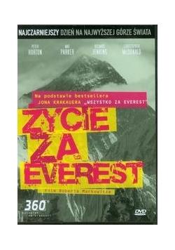 Życie za Everest, płyta DVD