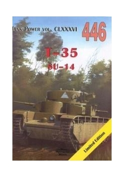 T- 35/ SU- 14. Tank Power vol. CLXXXVI 446