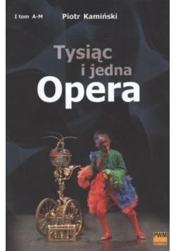 Tysiąc i jedna opera. Tom 1-2 PWM