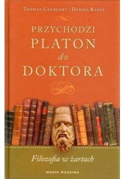 Przychodzi Platon do doktora - Filozofia w żartach