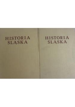Historia Śląska ,Tom I,II