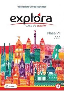 Explora 1 podręcznik + CD DRACO