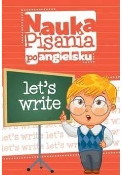 Nauka pisania po angielsku
