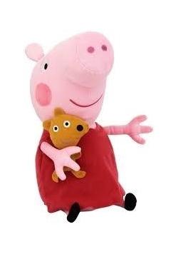 Beanie Babies Peppa Pig - Peppa 38cm