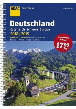 ADAC SuperStrassen Austria, Szwajcaria 2018/2019