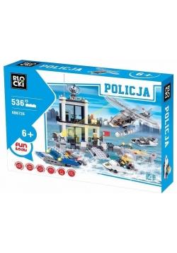 Klocki Blocki Policja Oddział Wodny