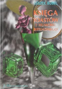 Księga toastów i humoru biesiadnego
