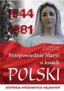 Przepowiednie Maryi o losach Polski