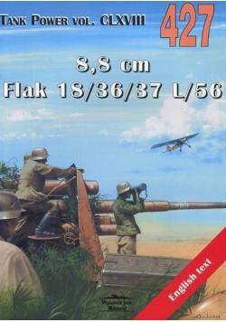 8,8 cm Flak 18/36/37 L/56. Tank Power vol.427