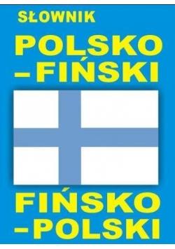 Słownik polsko-fiński, fińsko-polski