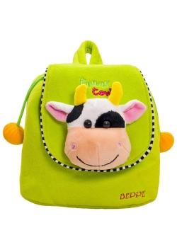 Krówka Funny plecak zielony