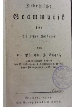 Gramatif 1818 r.