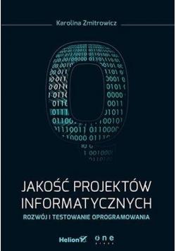 Jakość projektów informatycznych