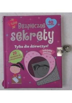 Bezpieczne sekrety. Tylko dla dziewczyn!