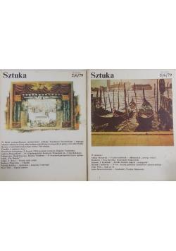 Dwumiesięcznik Sztuka nr. 2 i 5