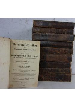 Univerfal lexikom, 1846 r.