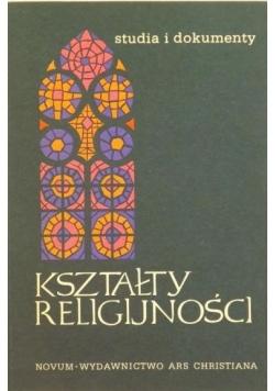Kształty religijności