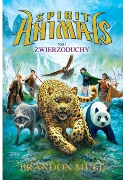 Spirit Animals T.1. Zwierzoduchy