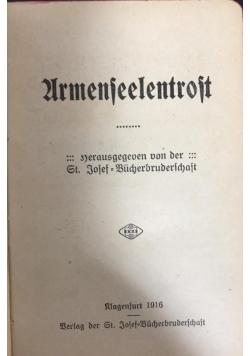 Armenseelentrost, 1916 r.