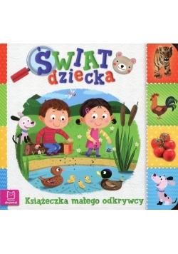 Świat dziecka Książeczka małego odkrywcy