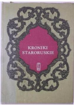 Kroniki staroruskie