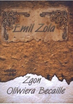 Zgon Oliwiera Becaille audiobook