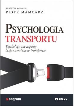 Psychologia transportu