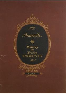 Ilustracje do Pana Tadeusza, 1861r.