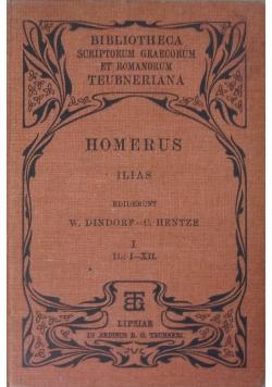 Homeri Ilias, 1901  r.